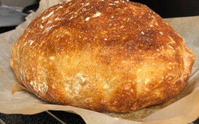 No-Knead Bread Redux