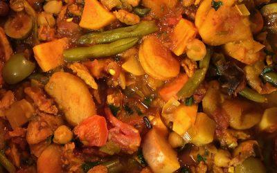Moroccan Tagine Stew